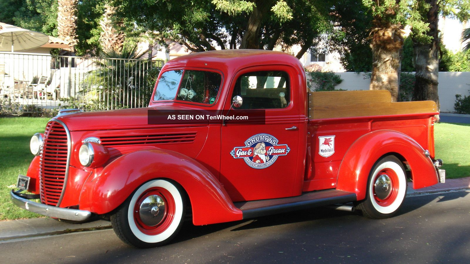 Ford Truck 1939 photo - 5