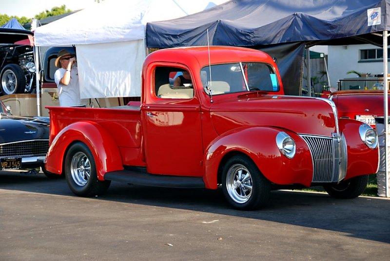 Ford truck 1940 review amazing pictures and images look at the car