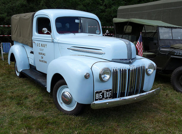 Ford Truck 1942 photo - 7
