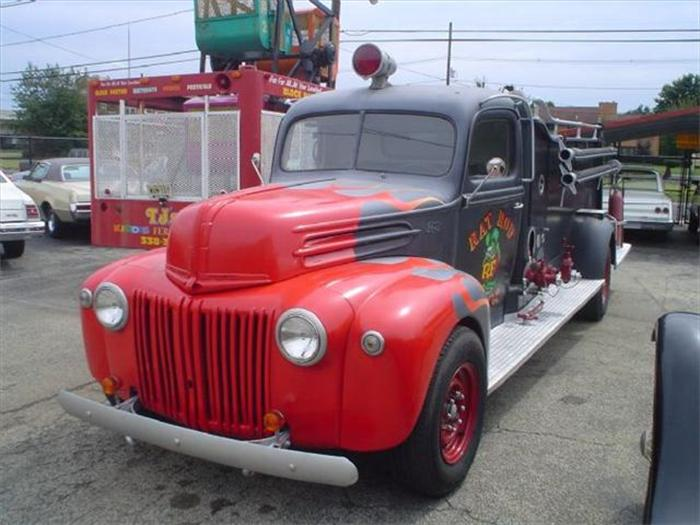 Ford Truck 1946 photo - 9