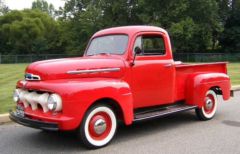 Ford Truck 1948 photo - 2
