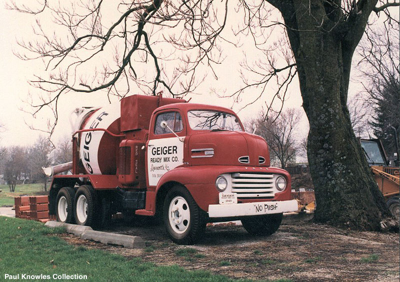 Ford Truck 1949 photo - 3