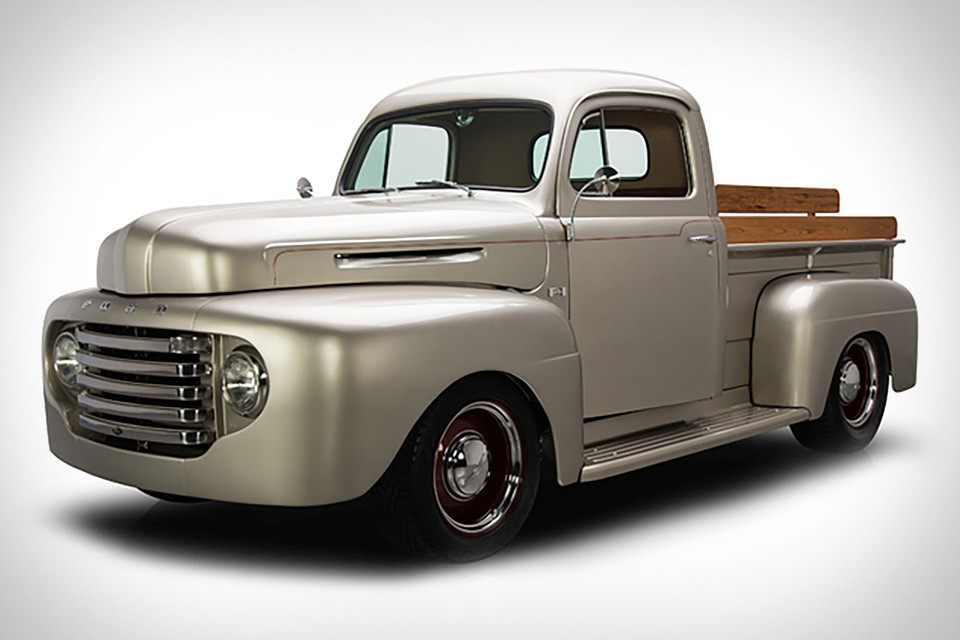 Ford Truck 1949 photo - 7