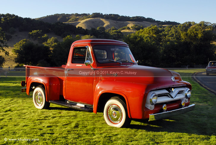 Ford Truck 1955 photo - 9