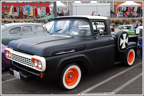 Ford Truck 1958 photo - 4
