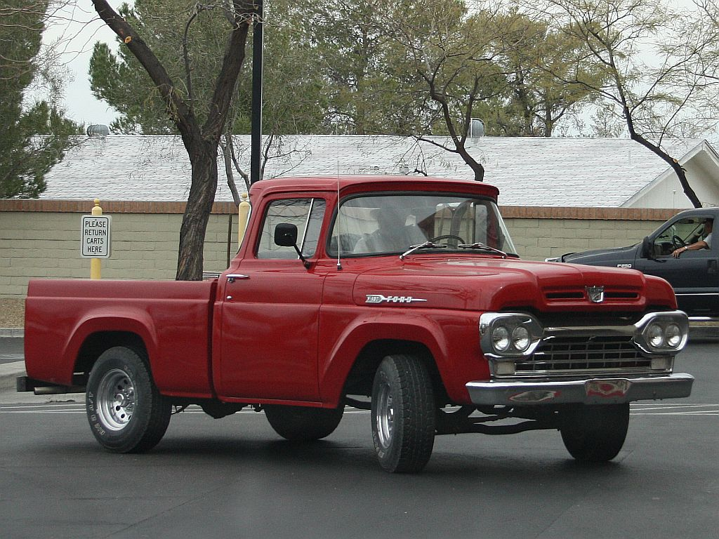 types of ford pickup trucks autos post