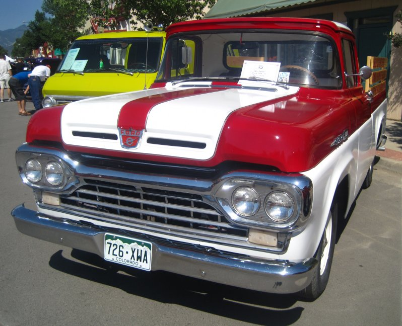 Ford Truck 1960 photo - 3