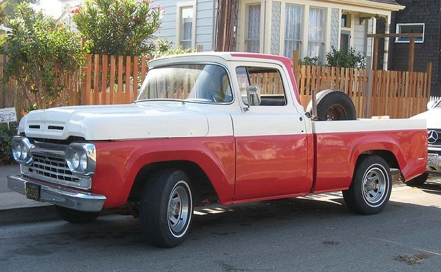 Ford Truck 1960 photo - 7