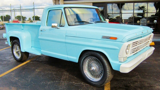 Ford Truck 1968 photo - 5