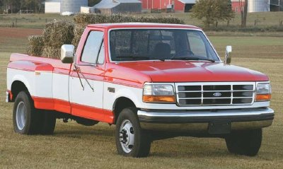 Ford Truck 1990 photo - 2