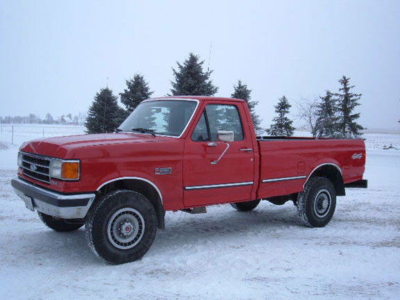 Ford Truck 1990 photo - 4