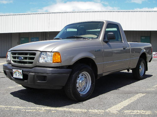 Ford Truck 2003 photo - 1