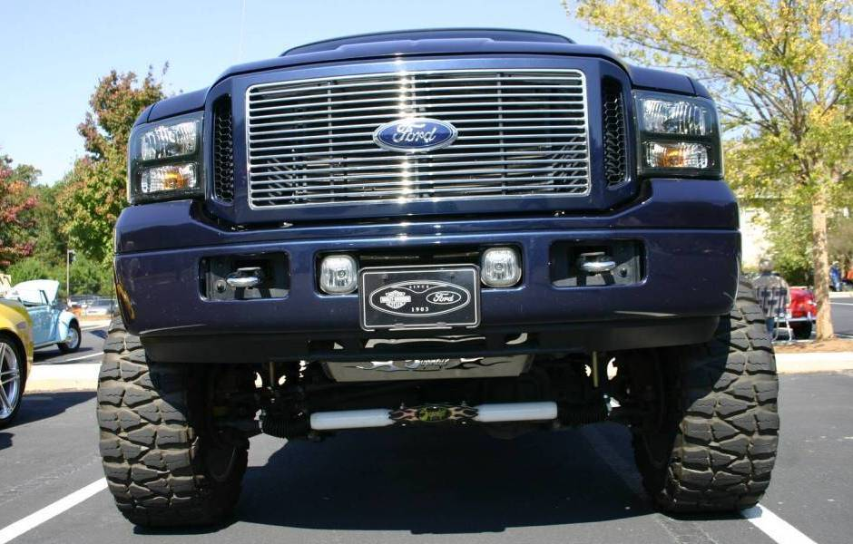 Ford Truck 2007 photo - 2