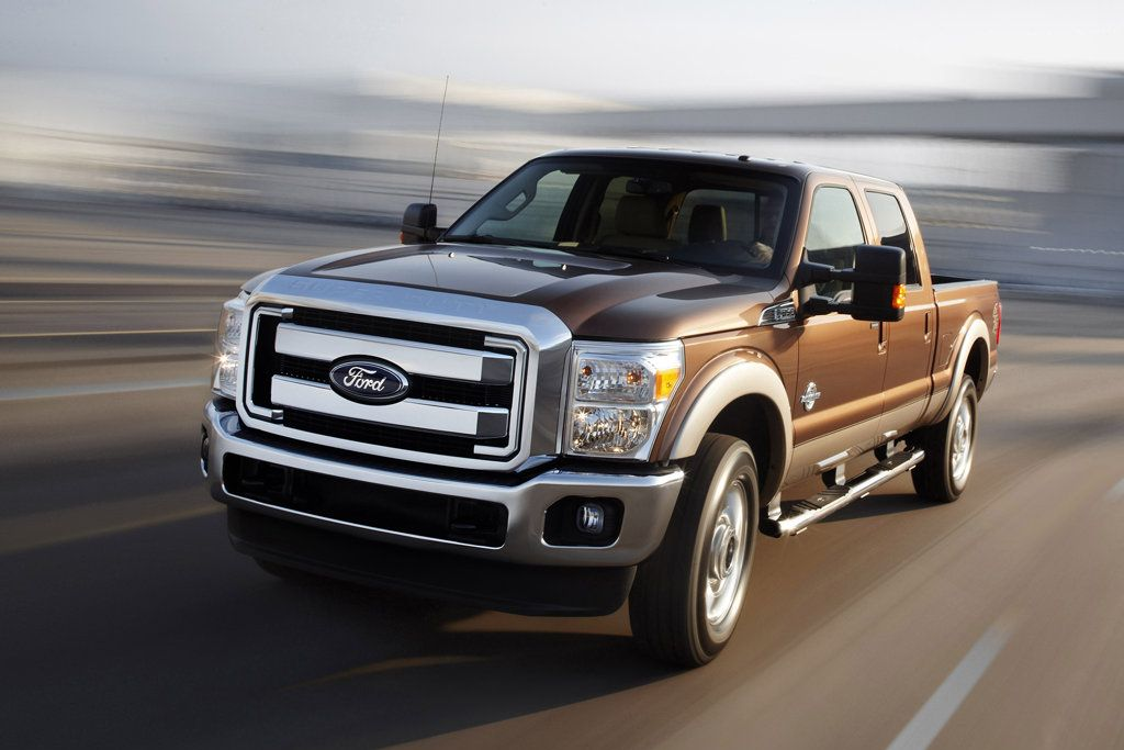 Ford Truck 2011 photo - 2