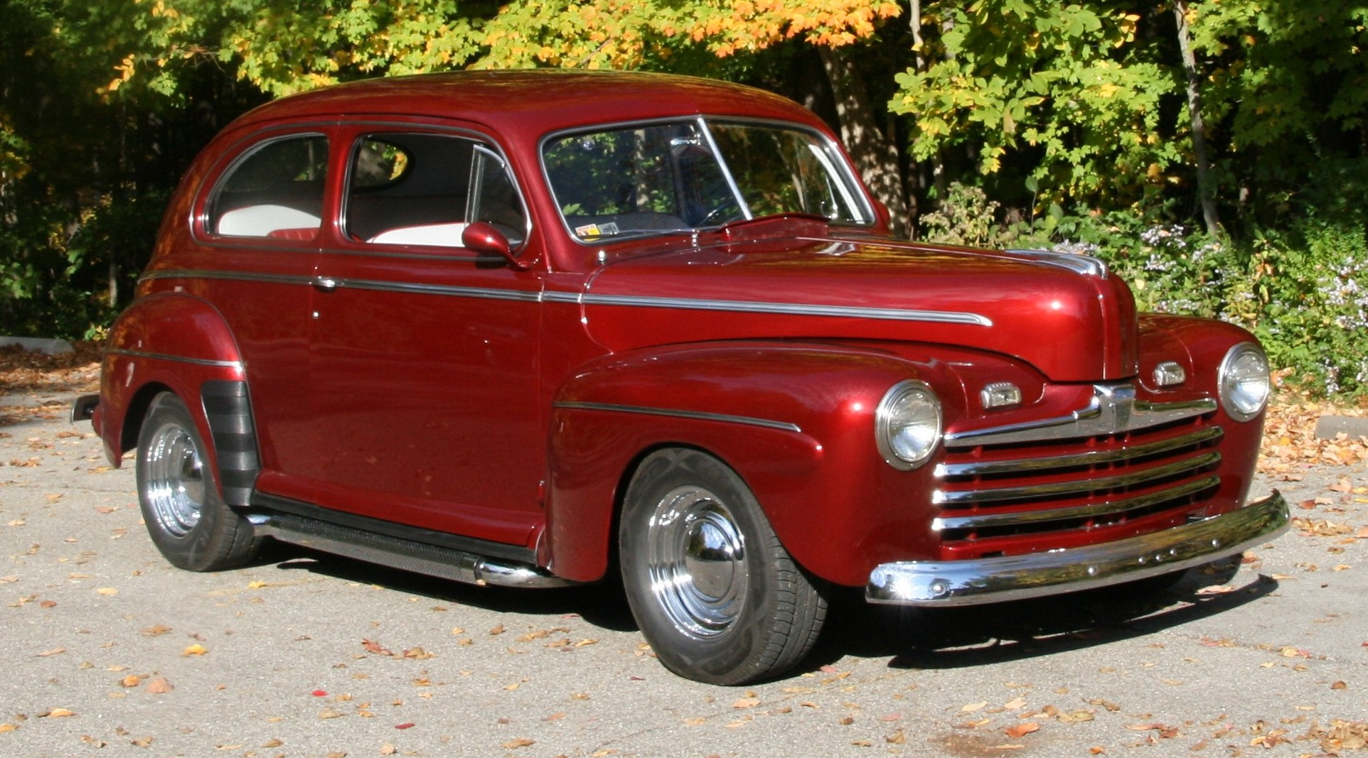 Ford Tudor 1946: Review, Amazing Pictures and Images ...