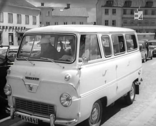 Ford Van 1960 photo - 2