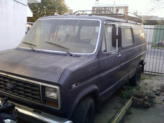 Ford Van 1980 photo - 7