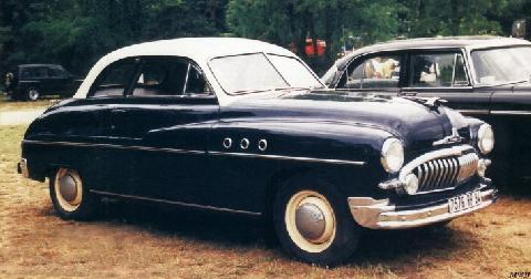 Ford Vedette 1951