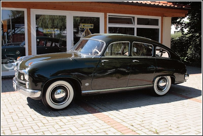 Ford Vedette 1952 photo - 2