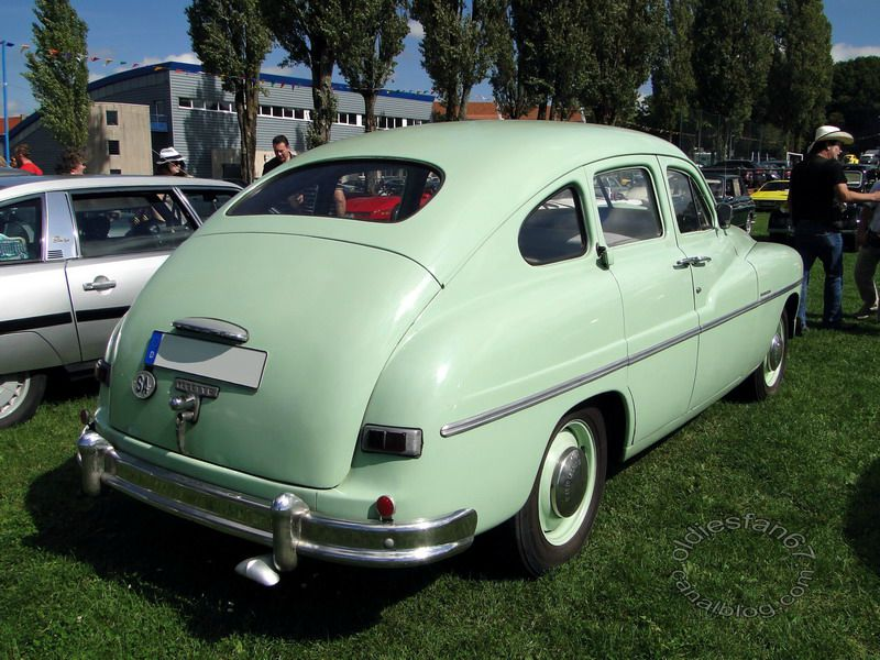 Ford Vedette 1953 photo - 10
