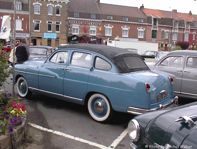 Ford Vedette 1953 photo - 3
