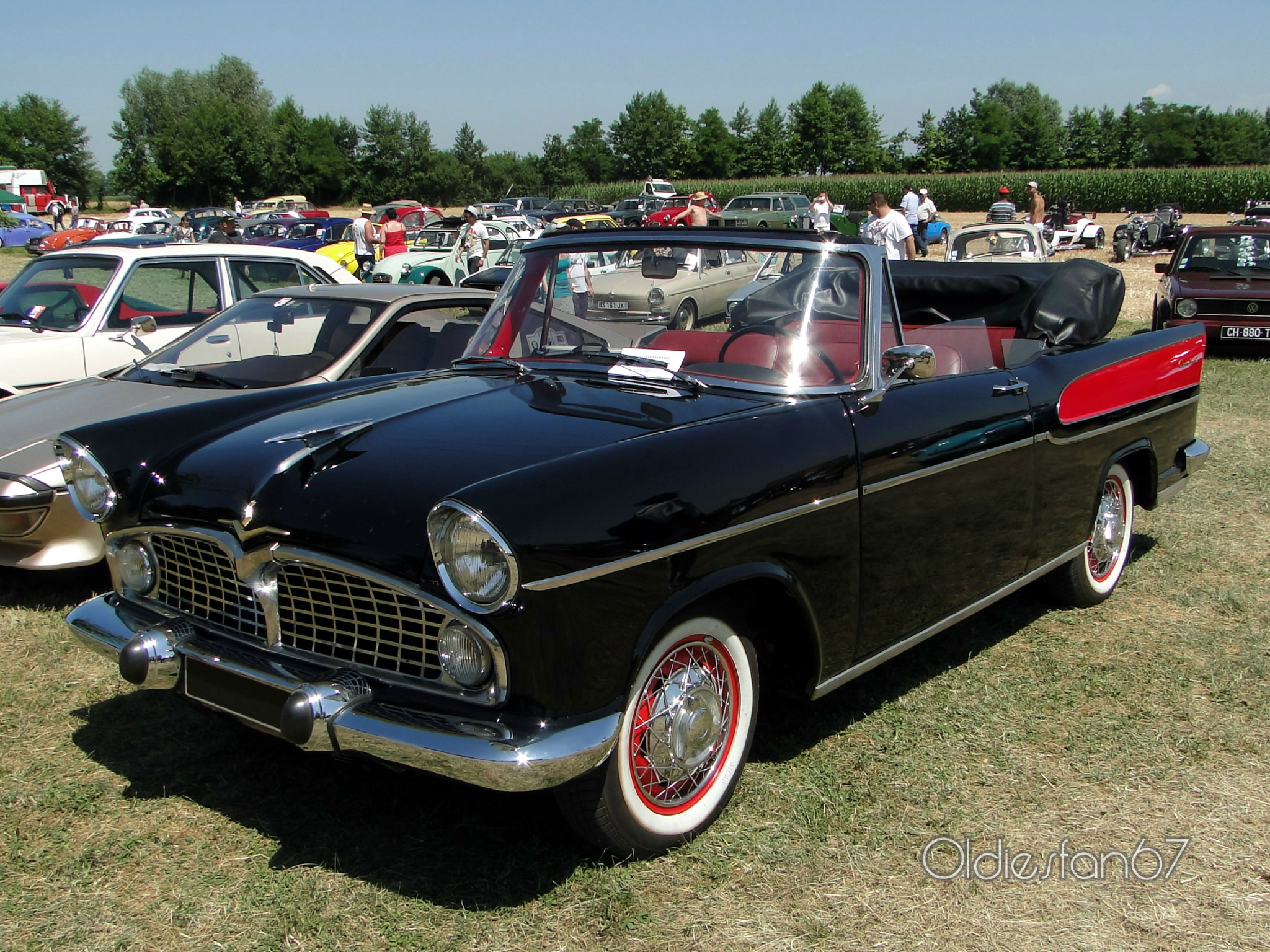 ford vedette 1954 review amazing pictures and images. Black Bedroom Furniture Sets. Home Design Ideas