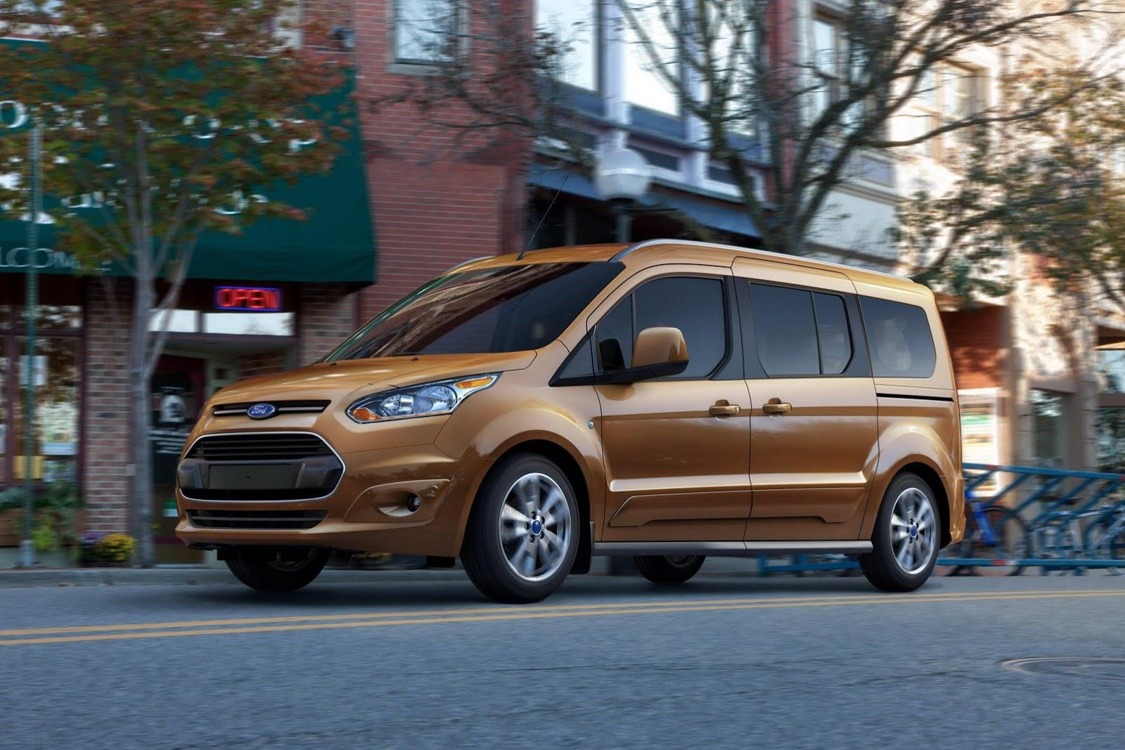 Ford Wagon 2014 photo - 5