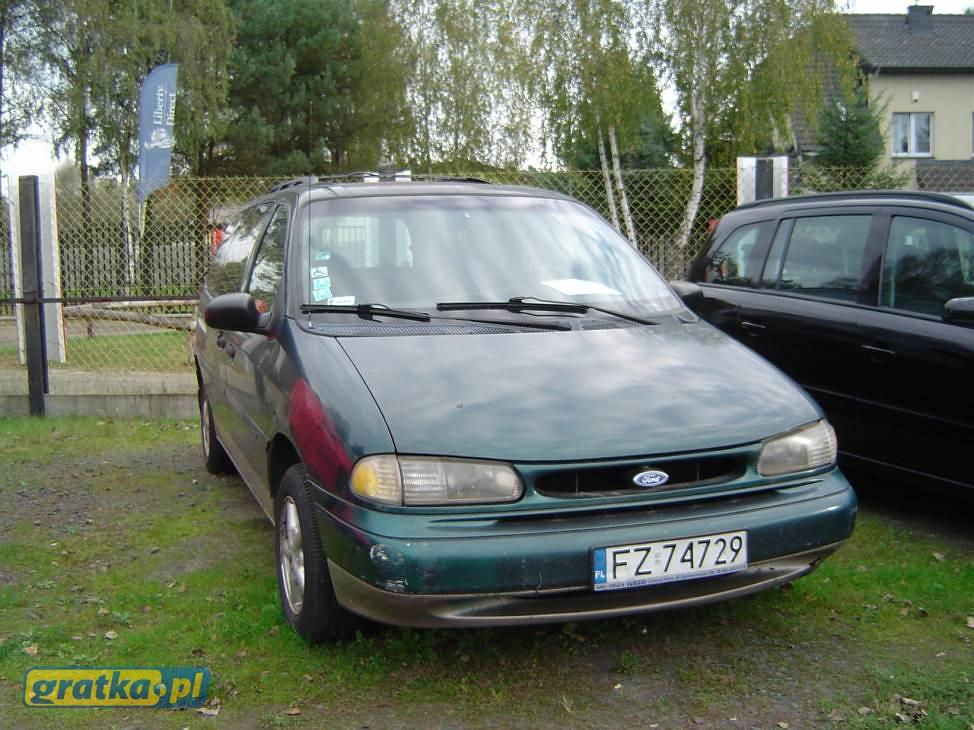 Ford Windstar 1995 photo - 1