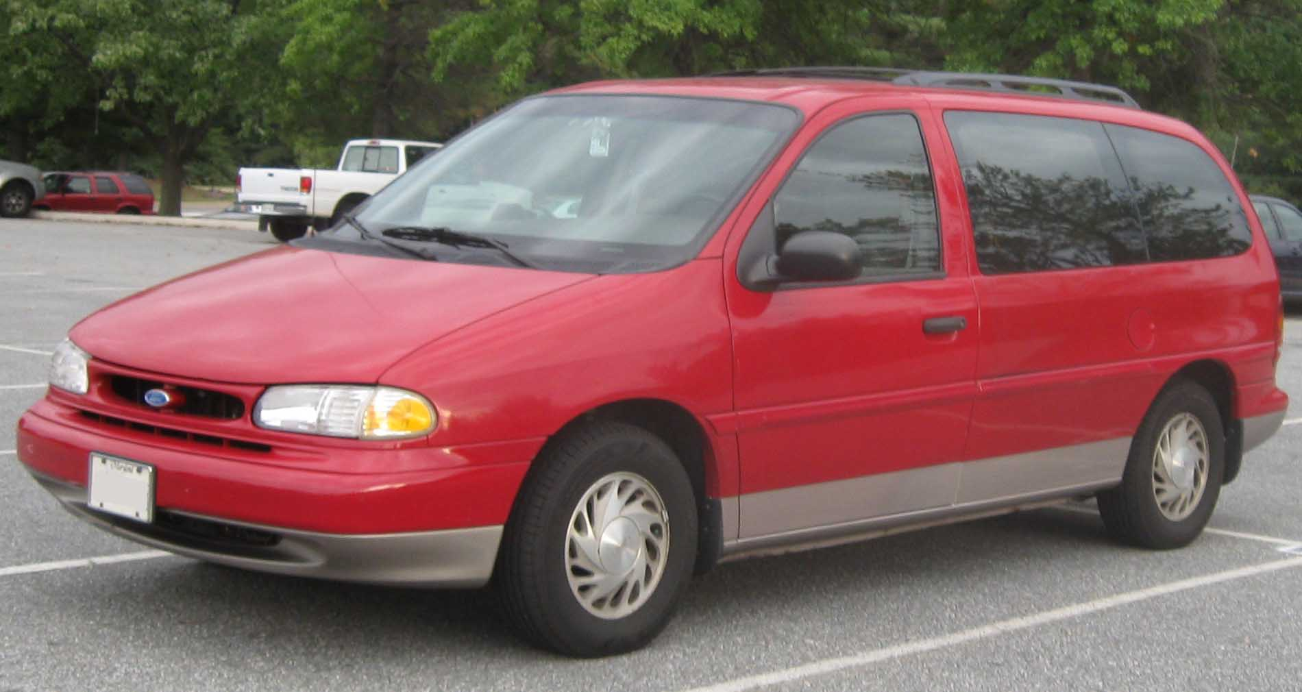 Ford Windstar 1995 photo - 2