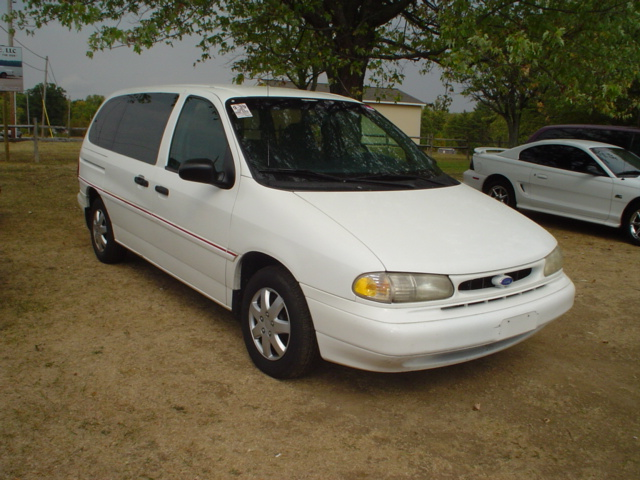 Ford Windstar 1995 photo - 3