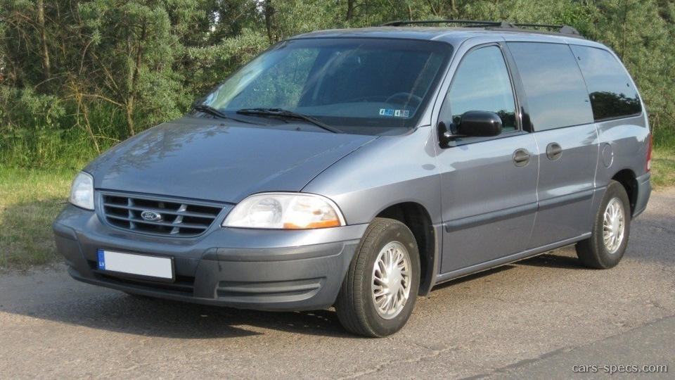 Ford Windstar 2001 photo - 4