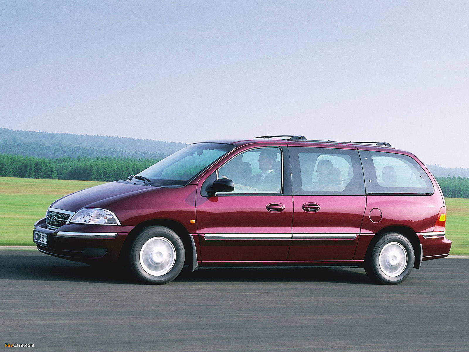 Ford Windstar 2001 photo - 9