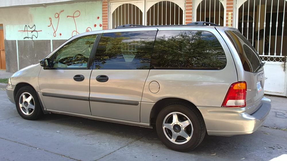 Ford Windstar 2002 photo - 8