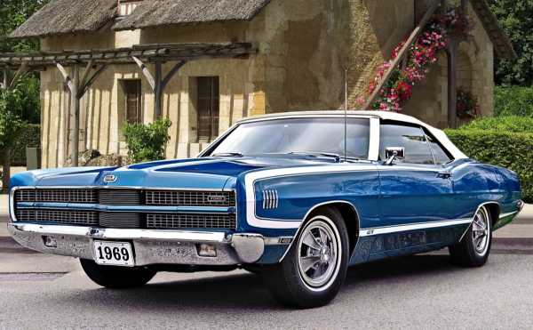 Ford XL 1969 photo - 6