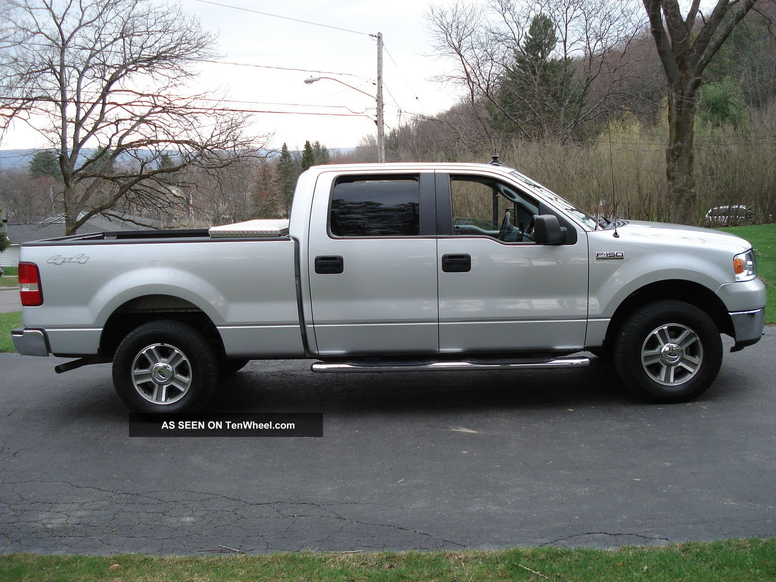Ford XLT 2007 photo - 4