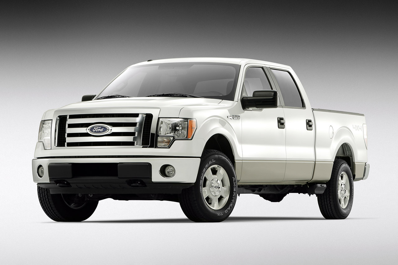 Ford XLT 2011 photo - 4