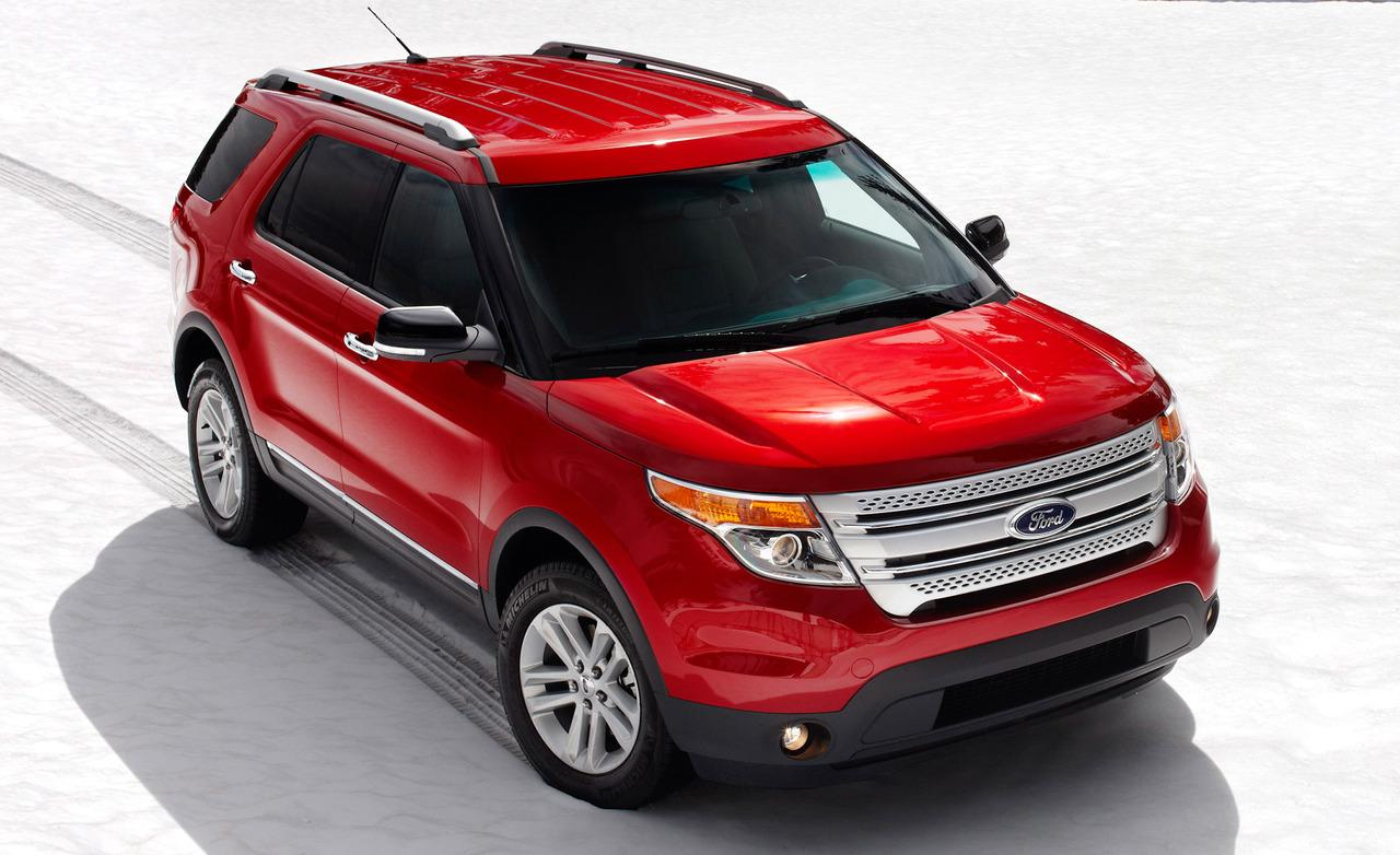 Ford XLT 2012 photo - 8