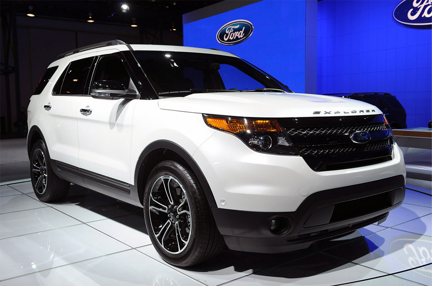 Ford XLT 2013 photo - 3