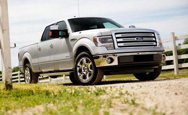 Ford XLT 2013 photo - 6