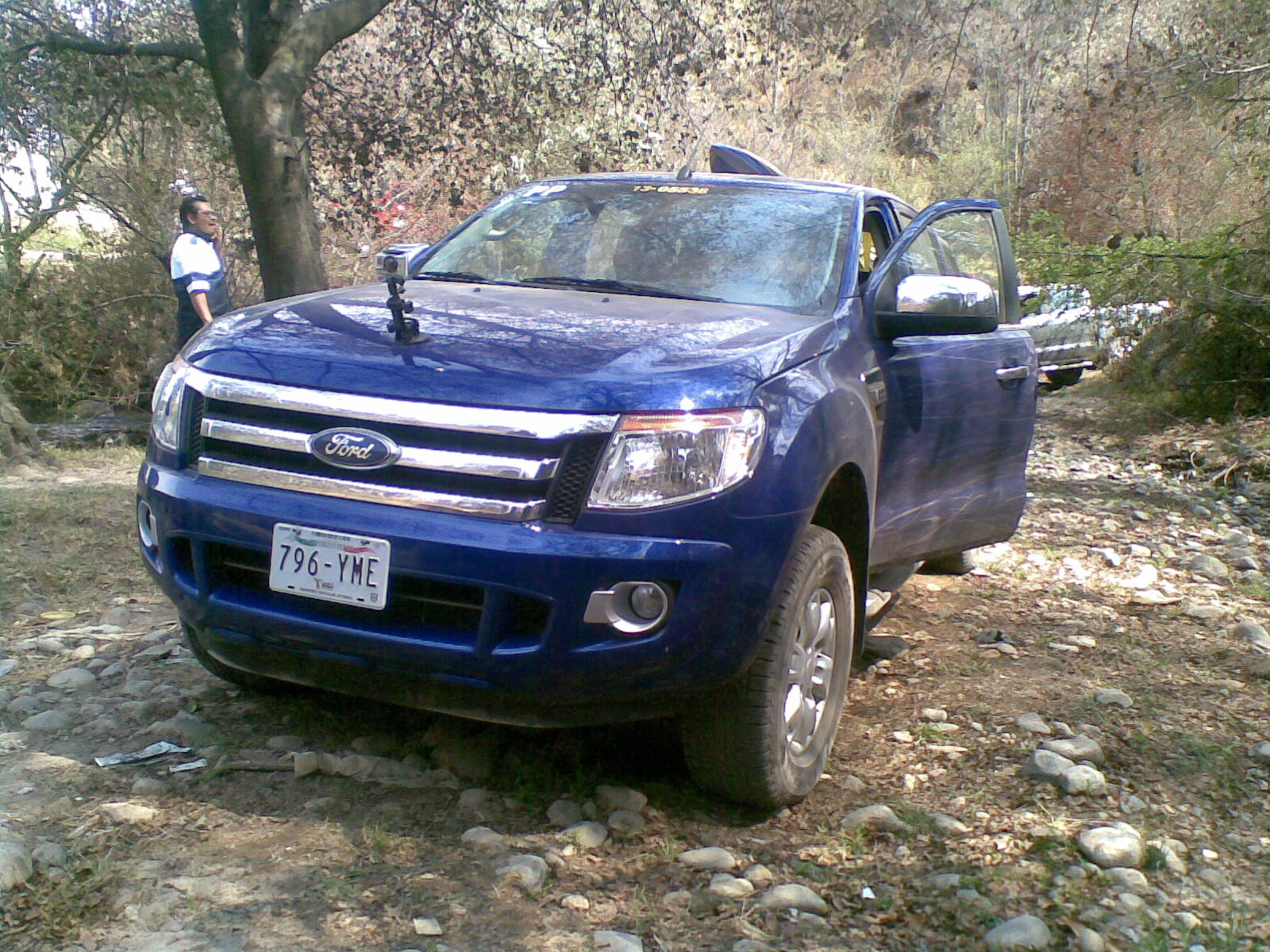 Ford XLT 2013 photo - 7