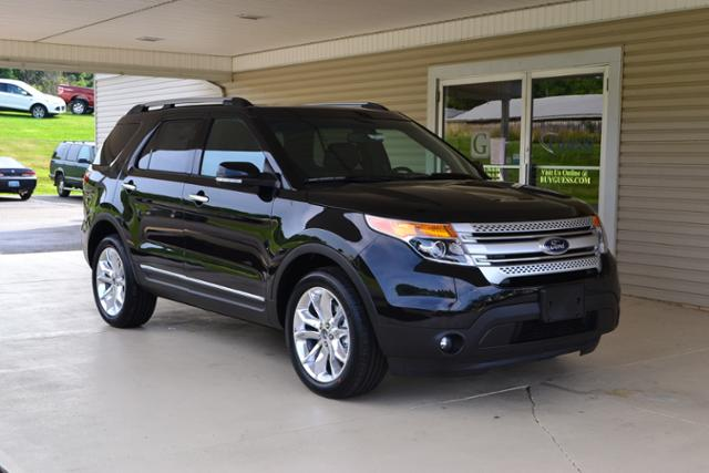 Ford XLT 2015 photo - 10