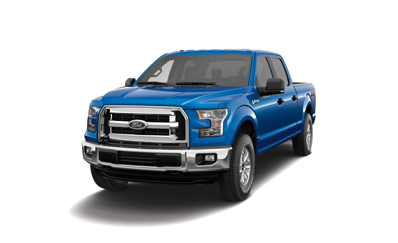 Ford XLT 2015 photo - 2