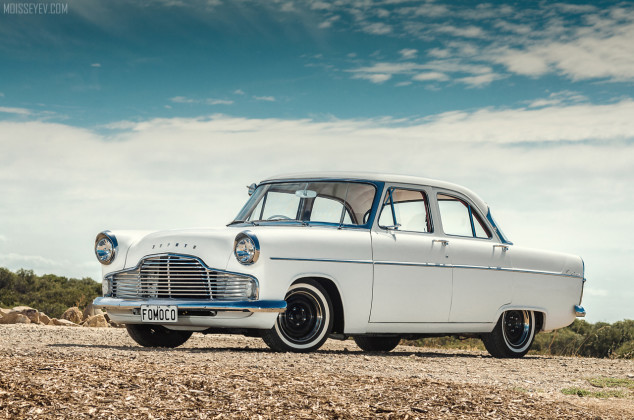 Ford Zephyr 1959 photo - 1