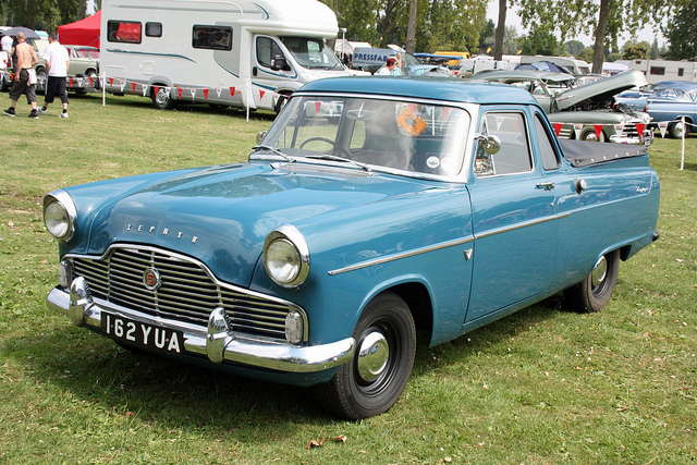 Ford Zephyr 1959 photo - 2