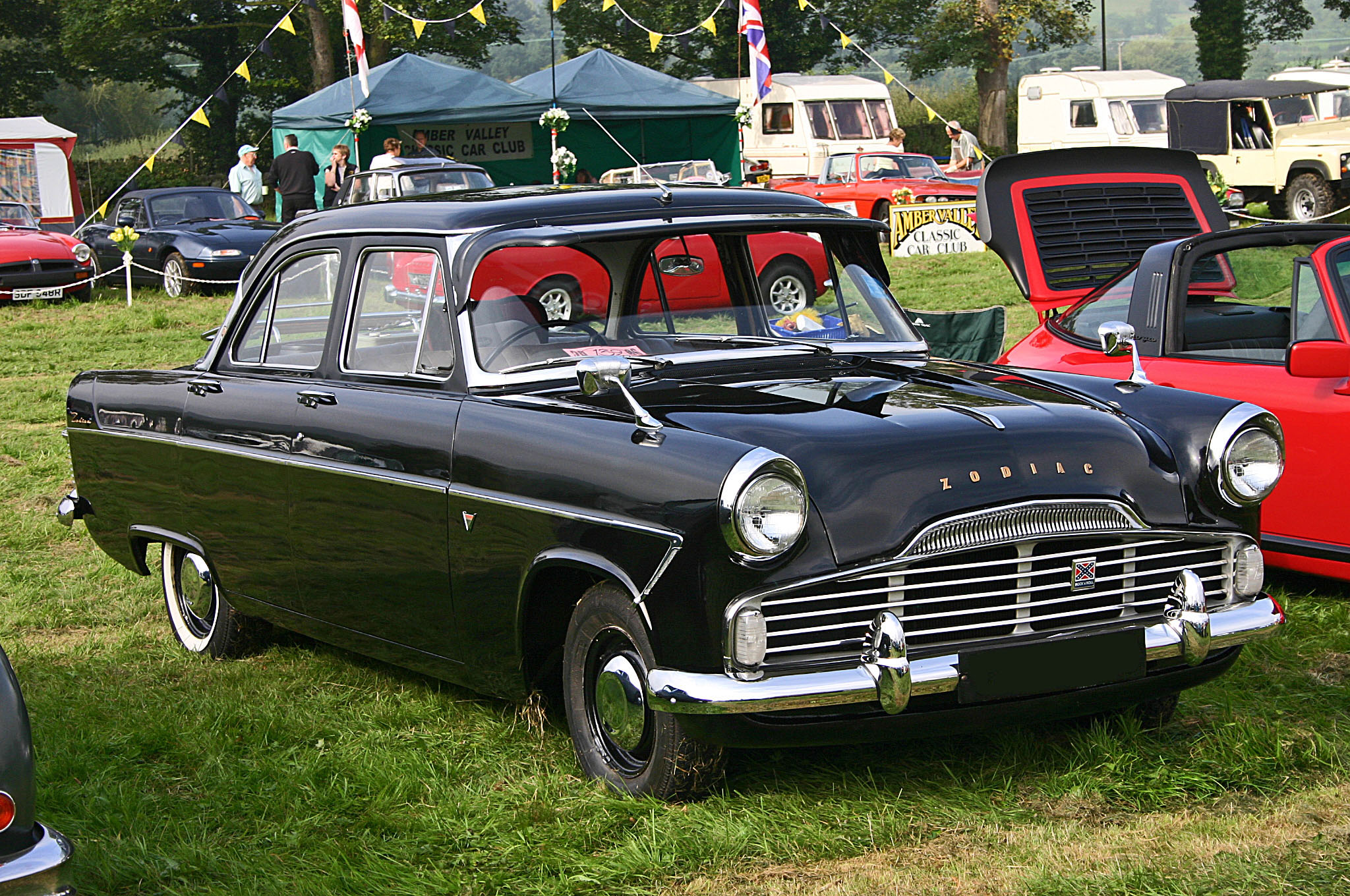 Ford Zephyr 1959 photo - 5