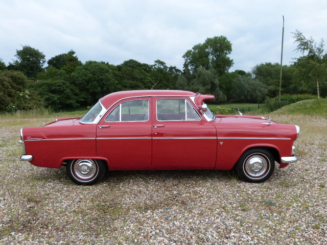 Ford Zephyr 1959 photo - 7