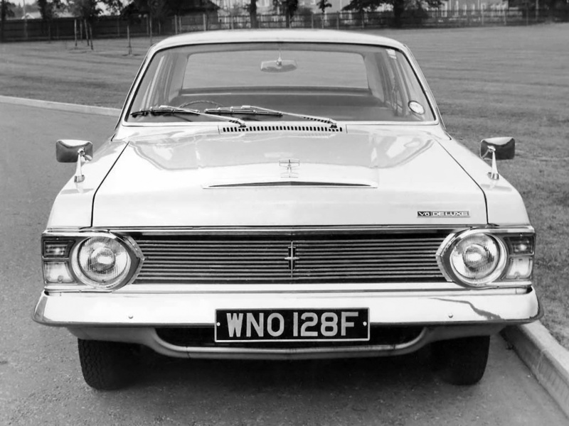 Ford Zephyr 1970 photo - 3