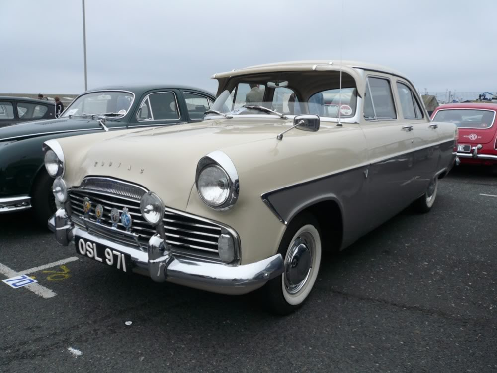 Ford Zodiac 1958 photo - 1