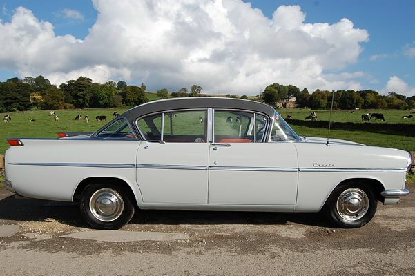 Ford Zodiac 1958 photo - 6