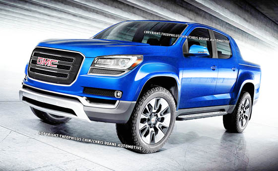 GMC Canyon 2013: Review, Amazing Pictures and Images ...